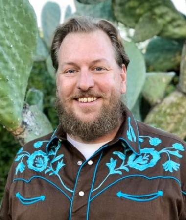 Greg Barron-Gafford
