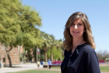 Kara Aquilano Forney, executive director of the Arizona Online Corporate Initiative